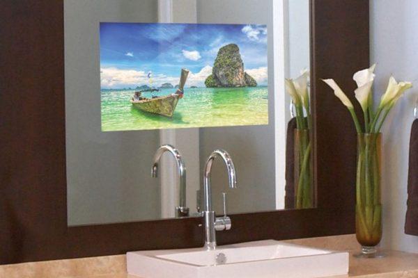 smart mirror for bathroom