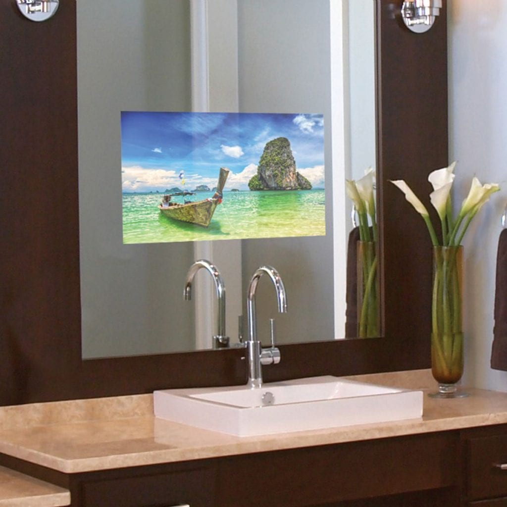 smart mirror for bathroom